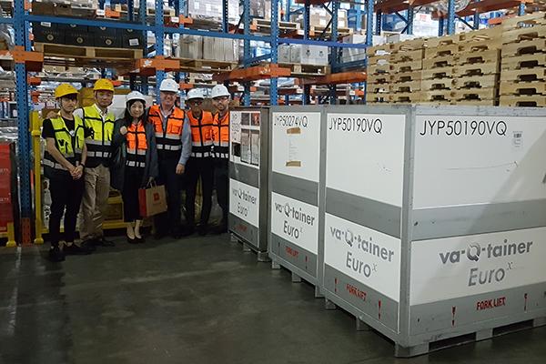 va-Q-tec intensifies activities in China