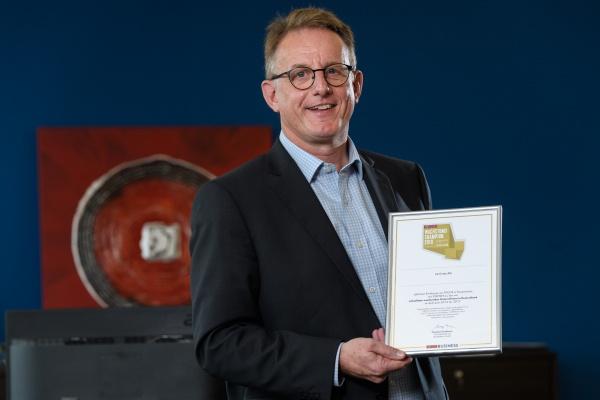 """va-Q-tec receives """"Growth Champions 2019"""" award"""